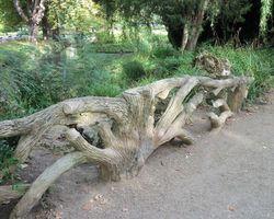 Philippe Le Feron - Tours - Mes réalisations - Jardin des Prébendes d'Oé, Tours