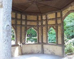 Philippe Le Feron - Tours - Mes réalisations - Kiosque à Poitiers